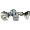 Light Fixture Motion Security 110 Degree Gray Hz-5408-Gr 0