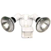 Light Fixture Motion Security 150 Degree White Hz-5411-Wh 0