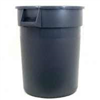 Trash Can 32Gal Plastic 2632 Brute 0