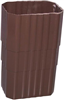 "Downspout Coupler 2""X3"" Brown AB203 0"