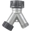 Hose Connector Y Zinc 08Y-C 0