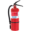 Fire Extinguisher-Pro5 Hvy Dty Ul 3-A:40-Bc Rechargeable 0