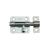 "Barrel Bolt 2-1/2"" Zinc N151-449 0"