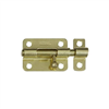 "Barrel Bolt-3"" Brass N151-589 0"