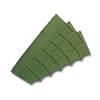 "Lawn Edging 4""X 5' Emerald Green 8748 0"