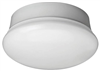 "Light Fixture Ceiling White 7"" Spin w/ Pull Chain 11.5W 830Lms 84Cri 0"