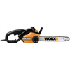 "Chain Saw Worx Electric 16"" 14.5A Wg303.1 0"