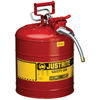 Gas Can 5 Gallon Safety Type 2 10828/7250120 0