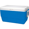 Ice Chest-Igloo 54Qt Blue/White 0