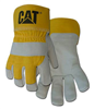 Gloves Top-Grain Yellow-Palm Lg Cat 0