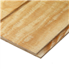 "Siding Yellow Pine 4X8 5/8"" T111  8""Oc(Premium) (19/32) 0"