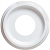 "Ceiling Medallion 7703700 9-3/4"" White 0"
