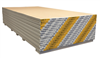 "Gypsum Wallboard 4X 8 1/4""(P/U) 0"