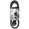 Dryer Cord 4Wire 30Amp 4' Powerzone ORD100404 0