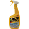 Cleaner CLR Bath & Kitchen Rtu 26Oz Bk2000 0