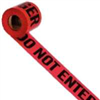 "Caution Tape 3.00""X 300' Red 66202 0"