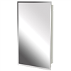 Med Cabinet-Bevel 16X26 M115 Single Door 0