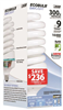 Bulb Household Cfl 85W Daylight Medium Base Twist Esl85T/D 0