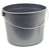 Bucket Plastic Paint 5 Qt. Multi-Use, Ring-Free Paint Pail 01605 0