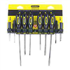 Screwdriver Set-  10Pc Stanley 60100 0