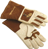 Gloves Welding Lg Forney 53410White/Brown 0