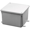 Epvc Junction Box-12X12X 6 E989R 0