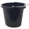 Heavy Duty Flat Side Bucket 20 Qt FB-120BX 0