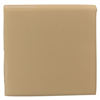 Ceramic Tile-Bullnose Brite Canvas Surface Cap 0