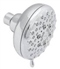 Shower Head Massage Chrome Fixed 23045 0