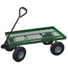 "Wagon Flat Bed 38""X20"" Garden Cart 600Lb Capacity 0"