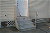 Steps Railing For 2 Tread Concrete Sold by the each 0