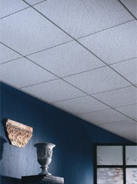 CEILING TILE & GRID SYSTEM