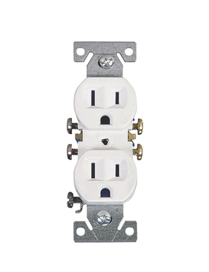 OUTLETS,RECEPTACLES,BOXES