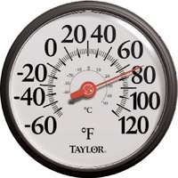 RAIN GAUGES & THERMOMETERS