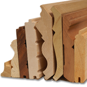 White Pine Mouldings